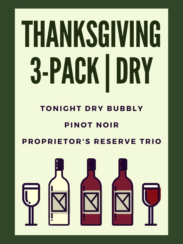 Thanksgiving 3 Pack - Dry