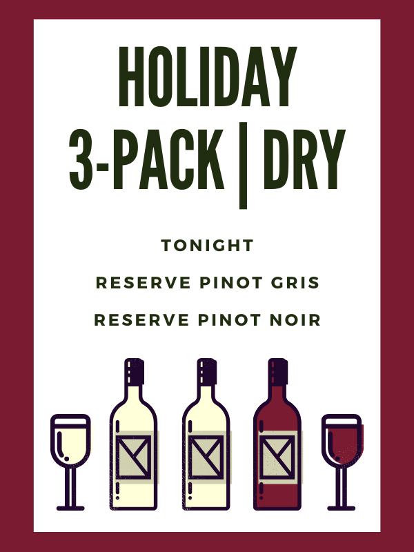 Holiday 3 Pack - Dry