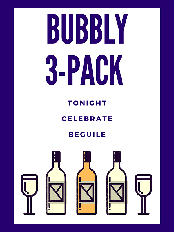 Bubbly 3 Pack